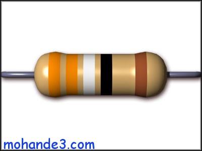 مقاومت (Resistor)