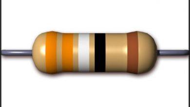 تصویر از مقاومت (Resistor)