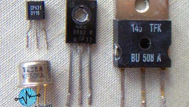 تصویر از ترانزیستور