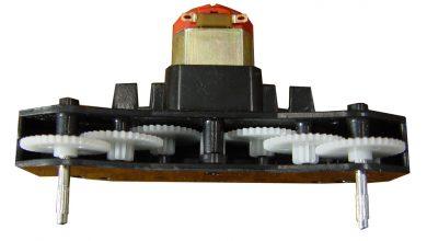 تصویر از گیربکس (جعبه دنده)